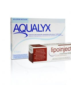 Buy Aqualyx (10 x 8ml) + 24G 100mm LipoInject Needles (20pc)