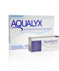 Buy Aqualyx (10 x 8ml) + 25G 70mm LipoInject