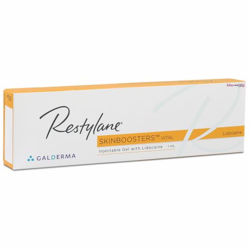 Restylane Skinboosters Vital Lidocaine (1 x 1ml)